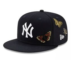 New Era New York Yankees X Felt Size 7 1/8 5950 Fitted Hat Confirmed Order