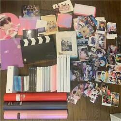 Bts Official Goods Trading Card More Zann 100 Points Sold In Set