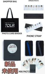 Bts Mos The Soul Official Binder Mini Strap