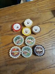 5 Yankee Tarts Wax Potpourri amp; 4 Wicked Cool Candle melts misc scents see discr