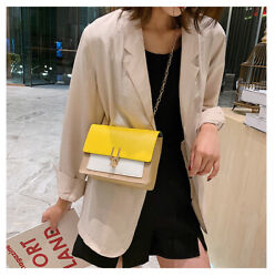 New Fashion Women Bag Over The Shoulder Small Flap Cross body Bags Messenger For $3.24