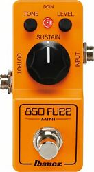 Ibanez Legendary Classical Pedal Od850 Direct Mini Fuzz Japan Free Shipping T740