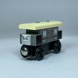 Thomas And Friends Wooden Railway Nw Brakevan 1999 Rare Year