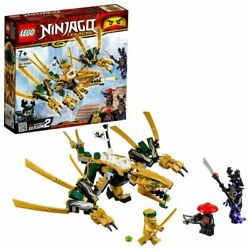 Lego Ninjago The Golden Dragon 70666 Brand New And Factory Sealed 2019