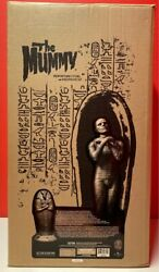 Sideshow Premium Format The Mummy And Sarcophagus Set 1/4 Scale