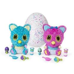Hatchibabies Cheetree Hatching Egg With Interactive Pet Baby Styles May