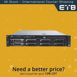Dell Poweredge R530 1x8 3.5 Hard Drives - Build Your Own Server