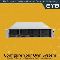 Hp Proliant Dl380 G9 1x4 3.5 Sata Hdds - Build Your Own Server
