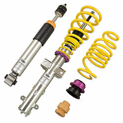 Kw Suspension Coilover Kit V3 For 2015+ Ford Mustang Coupe + Convertible