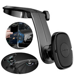 Universal Car Dashboard Magnetic Phone Holder 360 Rotation For All Cell Phone