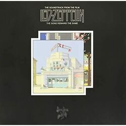 Z3463 Led Zeppelin / The Song Remains The Same Multi-format Box Sets