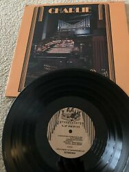 Charlie- At The Roaring 20's Wurlitzer- Ronson Records Rt 103.