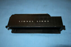 Lionel Lines 6466wx Whistle Tender Shell