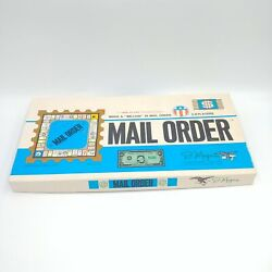 Mail Order Vintage 1973 Board Game By D. Magiera 100 Complete