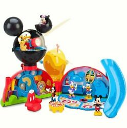 Disney Mickey Mouse Clubhouse Deluxe Clubhouse Deluxe Play Set