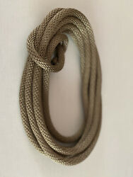 Boat Dock Rope Tan Mooring Floating Rope 5/8 Inch-15andrsquo.
