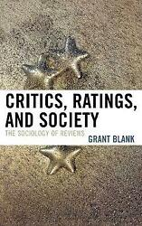 Critics Ratings And Society Cb Bookh New