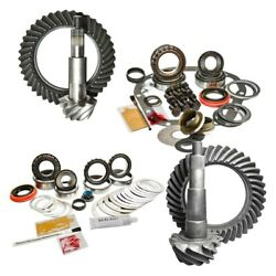 Nitro Gear And Axle Gpsd11plus-4.56 Differential Ring And Pinion Complete Kit