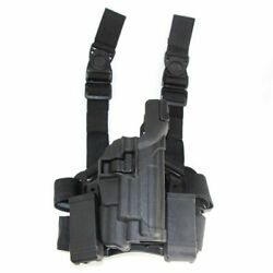 Tactical Pouch Holster Flashlight Magazine Molle Holder Mag Pistol Utility Stack