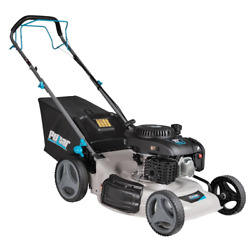 200 Cc Push Mower 3-in-1 Walk Behind Gas Recoil Start Self-propelled 21 In.