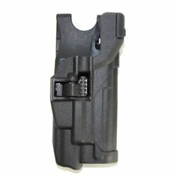 Tactical Holster Gun Pouch Flashlight Magazine Thigh Molle Hunting Shooting