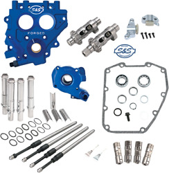 Sands Cam Chest Kit Tc3 Oil Pump/plate Chain Drive 585ce Harley Big Twin 99-06