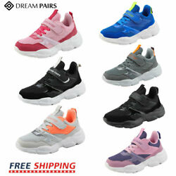 DREAM PAIRS Boys Girls Kids Trainers Shoes Sneaker Children Toddler Casual Shoes $13.00