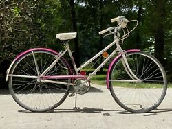 Vintage 1960's Murray 3 Speed Bicycle Women's Local Pickup Only Atlanta Area