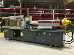Van Dorn 230 Ton Injection Mold Machine 230-rs-20fht Used 113370