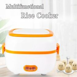 1.0l Electric Lunch Box Cooker Steamer Kitchen Appliances Rice Cooker Cookers