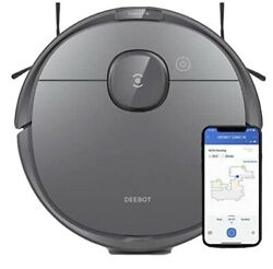 Ecovacs Deebot T8 Robot Vacuum And Mop, Brand New