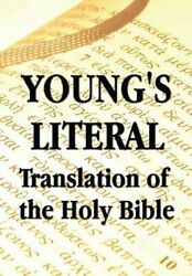 Young's Literal Translation Of The Holy Bible By Md Young, Robert New