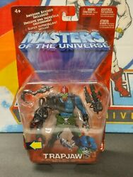 Motu Trap Jaw 200x Masters Of The Universe Moc Carded Sealed Figure