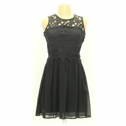 Penelope Tree Girls Dress size JR 13 black polyester new with tags