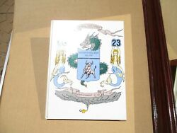 Uss Halsey Cg-23 Middle East Force Deployment 91-92 Book
