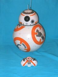 Spin Master Star Wars Bb-8 Fully Interactive Hero Droid With Chargers