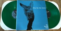 Sunny Day Real Estate - The Rising Tide 2lp Limited Green Vinyl Foo Fighter