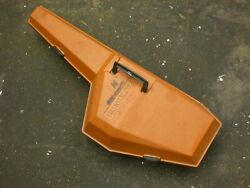 Homelite Red Plastic Chainsaw Carrying Case 16 Bar 94216 3
