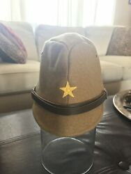 Unissued Wwii Imperial Japanese Army Field Cap