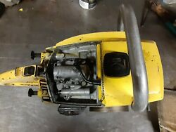Vintage Mcculloch Mac 1-10 Chainsaw.andnbsp Good Compression.andnbsp For Parts 10-10 3-10