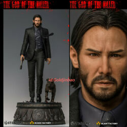 John Wick Resin Model Painted Statue Pre-order 1/4 Scale Steotome H59cm