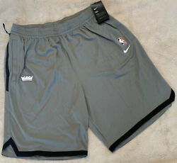 Player Issue Nike Dri-fit Sacramento Kings Nba Warm Up Shorts Practice Xlt Nwt's