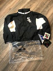 1990's Rare Goretex Chicago White Sox Jacket Men's Xl Apex One Nwt's In The Bag