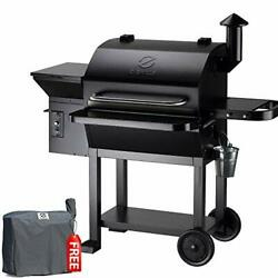 Z Grills Zpg-10002b 2020 New Model Wood Pellet Grill And Smoker, 8 In 1 Bbq Grill
