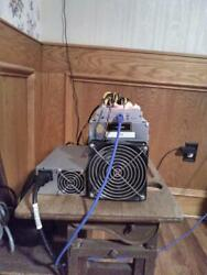 Bitmain Antminer L3+ 575+mh/s Doge Litecoin With Power Supply Bitmain Apw3++ Usa