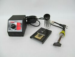 American Beauty V3600 120 Voltage Controller Soldering Iron Station