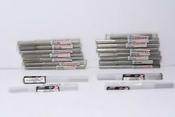 Yankee and APT Reamers of Various Sizes LOT OF 19 USED REF:05