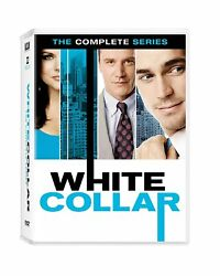 White Collar The Complete Series Dvd 22 Disc Box Set