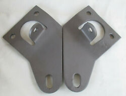 1965 - 1970 Mustang Shelby Boss Dual Tie Down Brackets Oem Ford