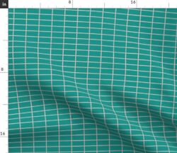 Minimal Bold Colorful Scandinavian Pottery Spoonflower Fabric By The Yard